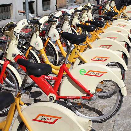 Bikesharing and Local Transportation Apps